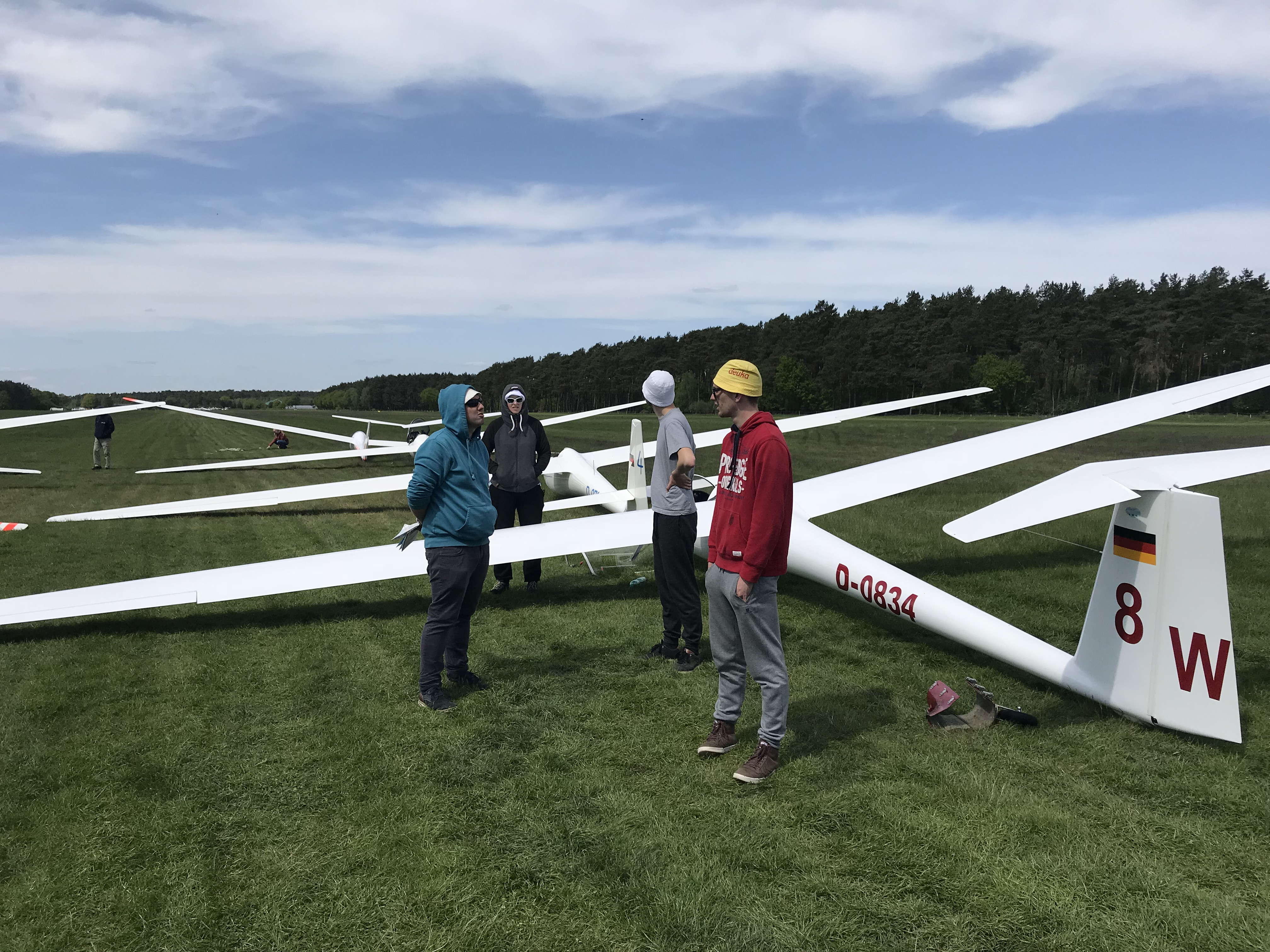 Update unserer Piloten des Juniorenkaders Niedersachsen