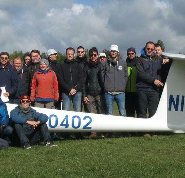 Fluglehrerausbildung in E-Dorf