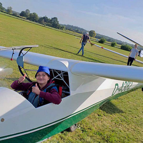 Jugendvergleichsfliegen 2019 in Rotenburg Wümme