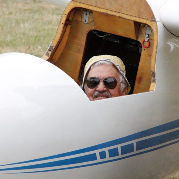 50 Jahre ehrenamtlicher Fluglehrer