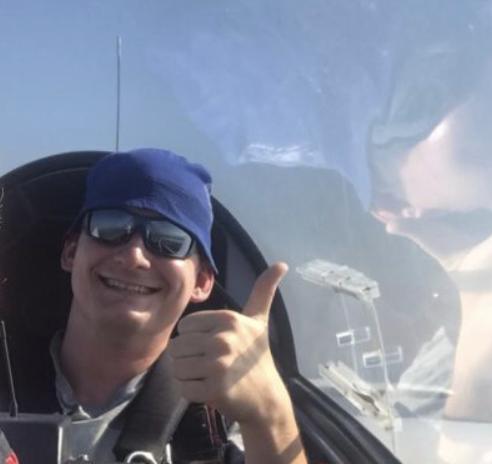 Neuer Fluglehrer bei der FVC